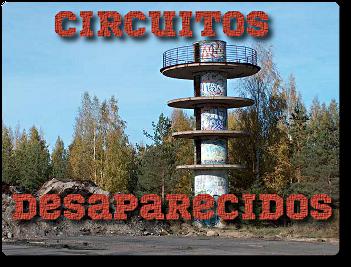 Circuitos desaparecidos